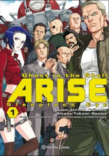 Ghost In The Shell: Arise 01