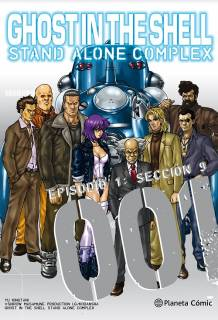 Ghost In The Shell: Stand Alone Complex 01/05