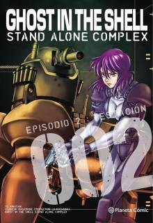 Ghost In The Shell: Stand Alone Complex 02/05