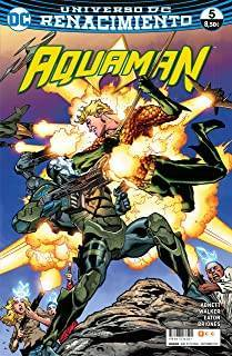 Aquaman 19/ 5 (Renacimiento)