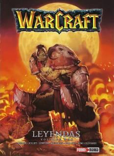 Warcraft Manga: Leyendas 01/05