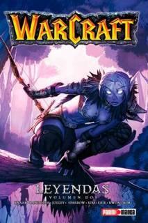 Warcraft Manga: Leyendas 02/05
