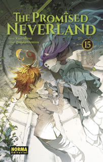The Promised Neverland 15 (Norma)