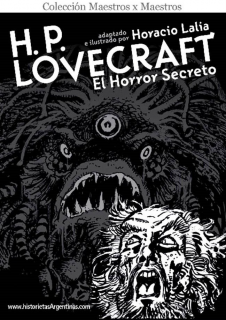 H.P. Lovecraft: El horror secreto
