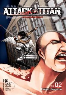 Attack On Titan (Shingeki no Kyojin) 02