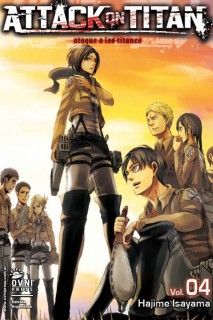 Attack On Titan (Shingeki no Kyojin) 04