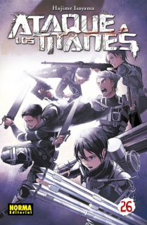 Ataque a los Titanes 26