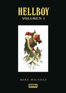 Hellboy Edicion Integral 01