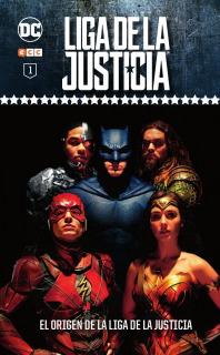 Liga de la Justicia: Coleccionable semanal 01/12