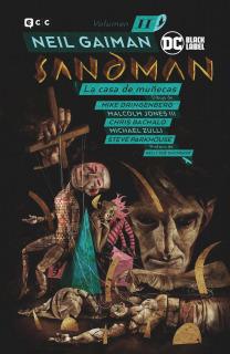 Biblioteca Sandman 02: La Casa De Muñecas