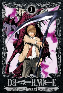 Death Note 01 (Ivrea Argentina)