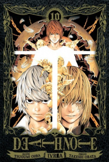 Death Note 10 (Ivrea Argentina)