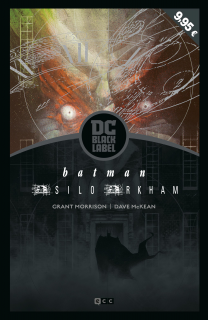 Batman: Asilo Arkham (DC Black Label Pocket)