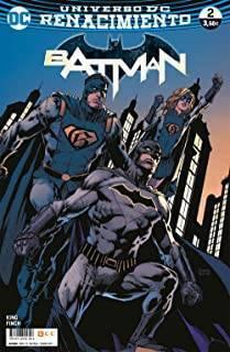 Batman 57/ 2 (Renacimiento)