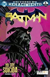 Batman 60/ 5 (Renacimiento)