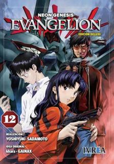 Neon Genesis Evangelion Deluxe 12 (Ivrea Argentina)