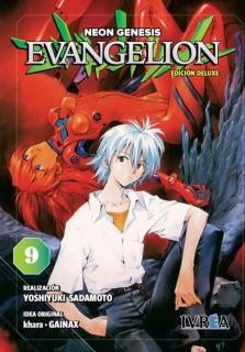 Neon Genesis Evangelion Deluxe 09 (Ivrea Argentina)