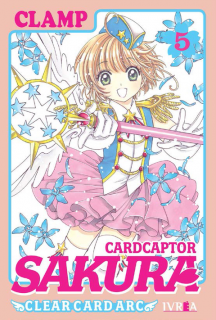 Cardcaptor Sakura: Clear Card Arc 05