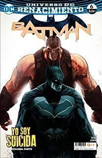 Batman 61/ 6 (Renacimiento)
