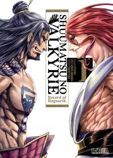 Shuumatsu No Valkyrie: Record of Ragnarok 01 (Ivrea Argentina)