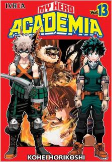 My Hero Academia 13 (Ivrea Argentina)