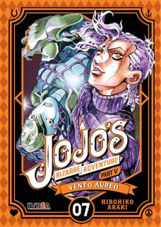 Jojo's Bizarre Adventure Parte V: Vento Aureo 07
