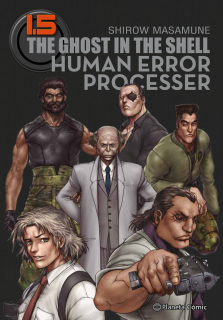 Ghost in the Shell 1.5: Human Error Processor