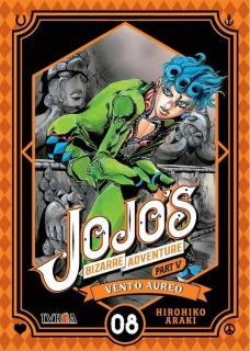 Jojo's Bizarre Adventure Parte V: Vento Aureo 08