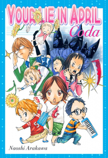 Your Lie in April: Coda