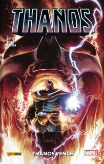 Thanos 01: Thanos vence