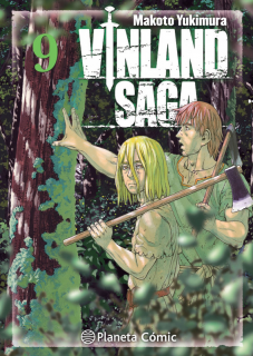 Vinland Saga N. 09