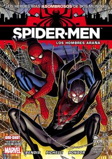 Spider-Men: Los Hombres Araña