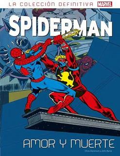 Spiderman: Amor Y Muerte. Colección definitiva 07 (38)