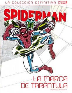 Spiderman: La Marca De Tarántula. Colección definitiva 10 (20)