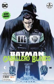 Batman: Caballero Blanco 08 (de 8)