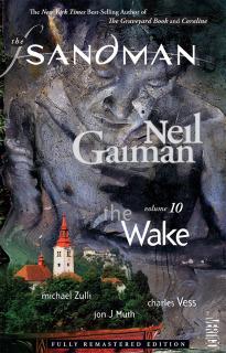 The Sandman 10: The Wake