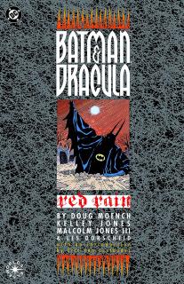 Batman/Dracula: Red rain (SC)
