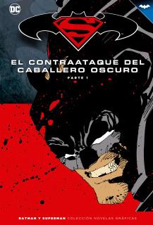 Colección Batman y Superman 09: El Contraataque Del Caballero Oscuro 1