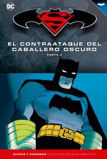 Colección Batman y Superman 10: El Contraataque Del Caballero Oscuro (2)