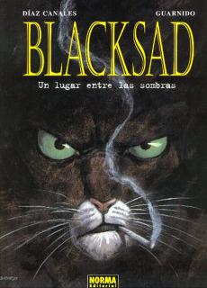 Blacksad 01: Un lugar entre las sombras