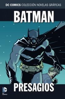 Colección Novelas Gráficas 70: Batman: El Caballero Oscuro
