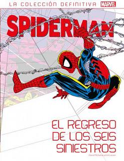 Spiderman: El Regreso de los Seis Siniestros. Colección Definitiva 28 (28)