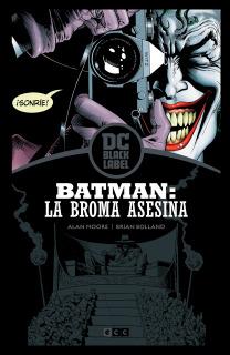 Batman: La Broma Asesina (Black Label) 2ª Edición Tapa Dura