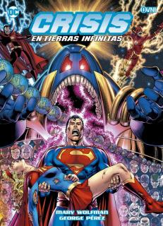 Crisis En Tierras Infinitas: Edición deluxe