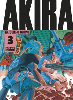 Akira Edición Original 03 (Norma)