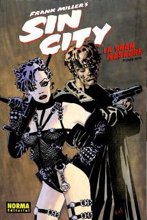 Sin City 03: La Gran Masacre 01