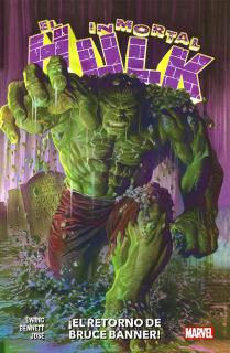 El Inmortal Hulk 01 El Retorno De Bruce Banner