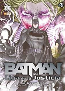 Batman y La Liga De La Justicia 04/04