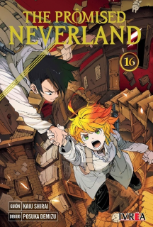The Promised Neverland 16 (Ivrea Argentina)