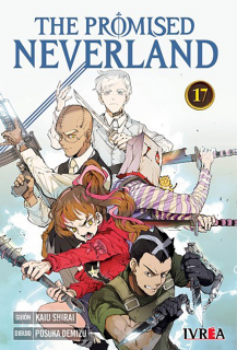 The Promised Neverland 17 (Ivrea Argentina)